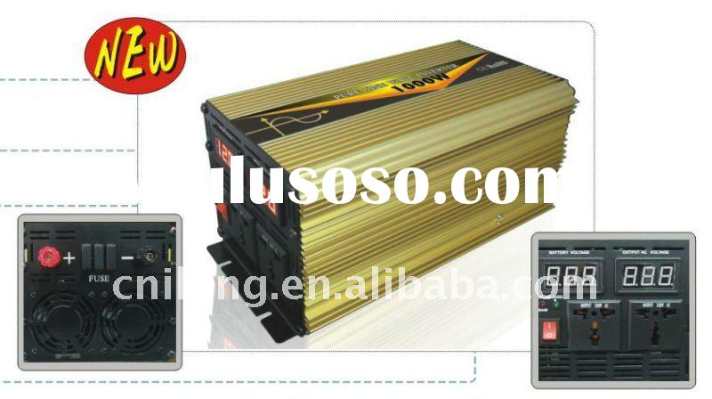1000W pure sine wave power inverter with ups