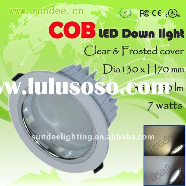 7 watts Round LED COB Downlight For Indoor Lighting