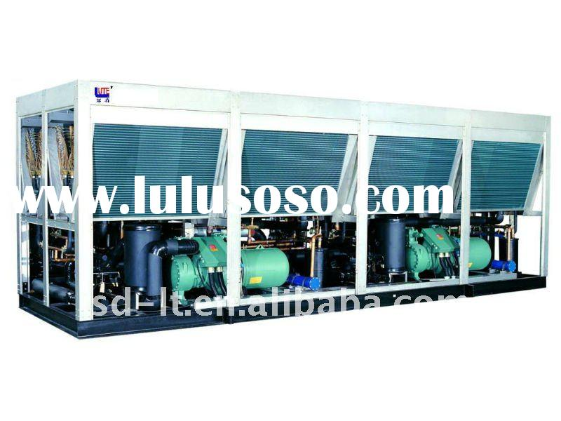 LUTE High Quality Air Source Screw Compressor Heat Pump and Air to Water Screw Chiller
