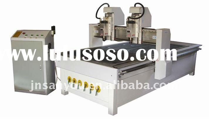 Two head CNC Router SY1325