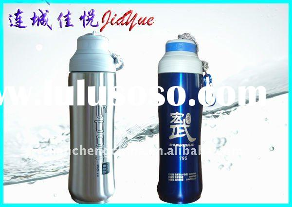 350ml/500ml vacuum flask with silk-screen and color/logo printing