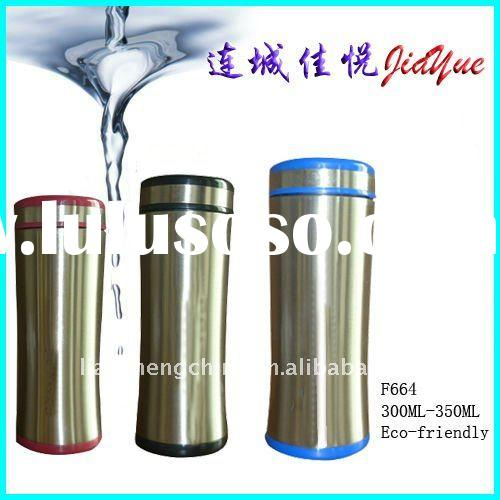 Eco-friendly stainless steel double wall vacuum flask