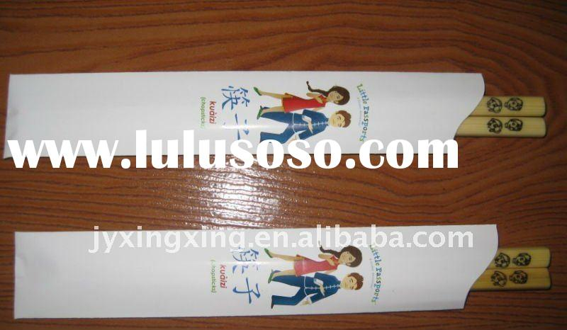 Hot sell children gift bamboo chopsticks