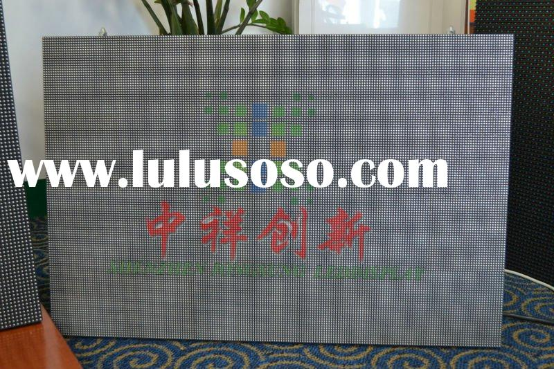P5 full color led display screen for advertisement manufacturer