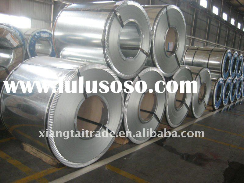 Prime Quality Hot dipped Galvanized steel coil(lowest price for 600mm-1250mm)