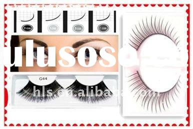 wholesale Fashion Lady's  fake eyelash in so creazy cheaper price