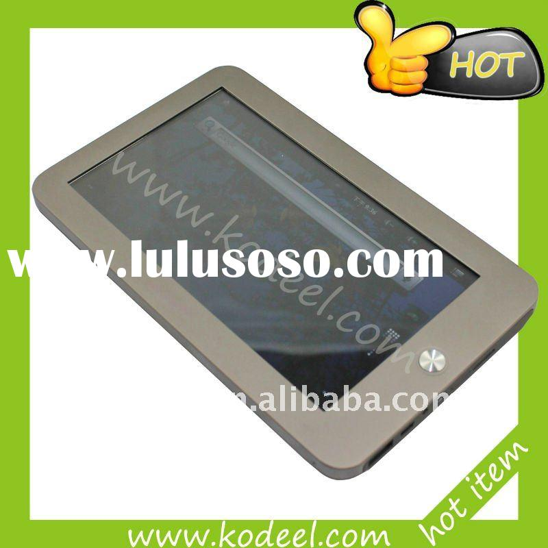 inch Shenzhen mid tablet PC manual android 2.3 tablet Rockchip 2918