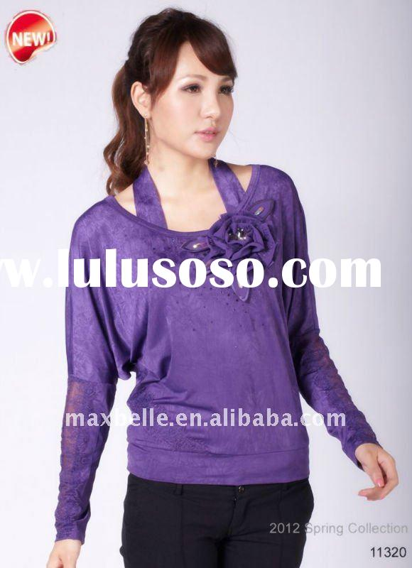 High Fashion Womens Clothing 2012 Spring New Style No.11320