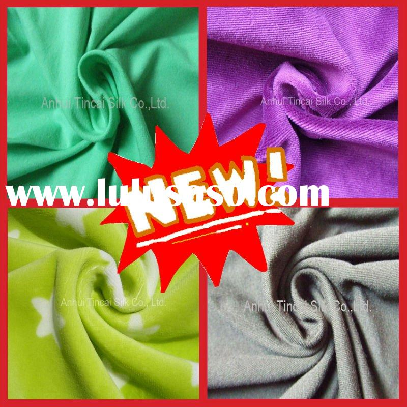 Polyester/Cotton Knitted Fabric