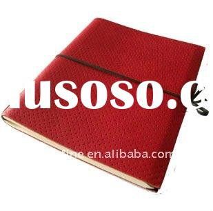 Thermo PU Cover Notebook