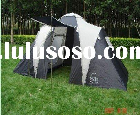3-4person cheap waterproof camping outdoor family tent