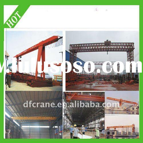 Construction crane industrial crane from professional crane factory