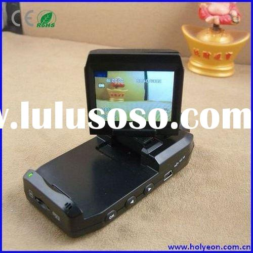 Hot-sale 1080P Car DVR with 180 Degree View Lens