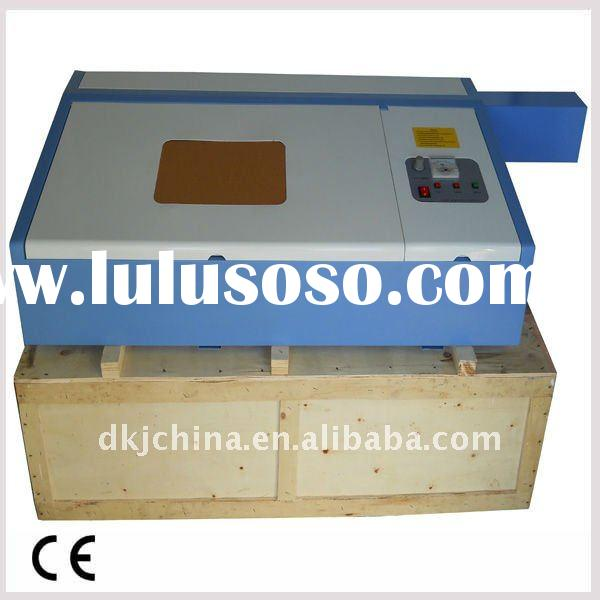JC5030-60W Mini Photo Laser Engraving Machine (USB2.0 Interface Connection)