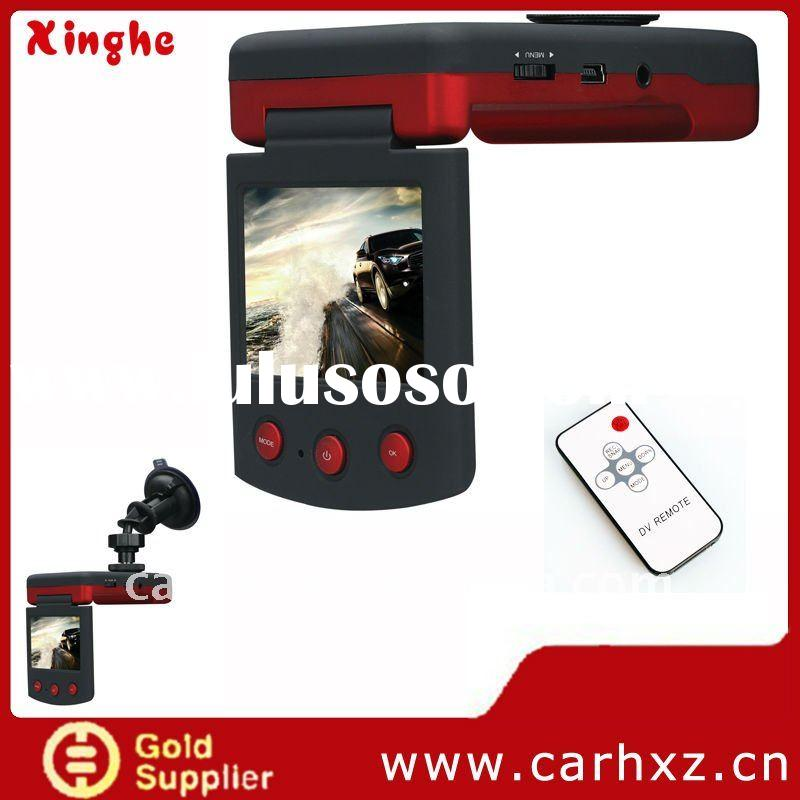 New Fashion Hot Sell ! HD720P Night Vision 2.4inch Screen TF Card HDMI-OUT Wide -angle 140 AVI Car B