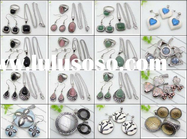 Stainless Steel Jewelry Set 160601-02