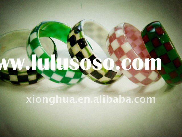 fashion resin bangles