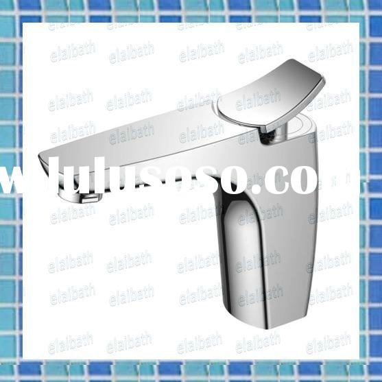 2012 hot sell bathroom vanity chrome lavatory faucet