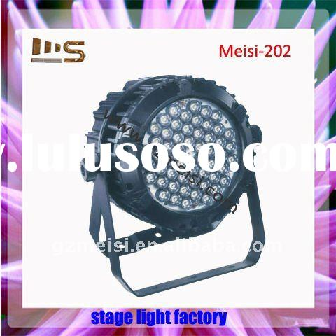 54 pcs high power led par can/ LED par64