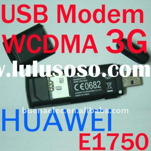 Factory Huawei E1750 3G wireless Modem 3G USB Modem