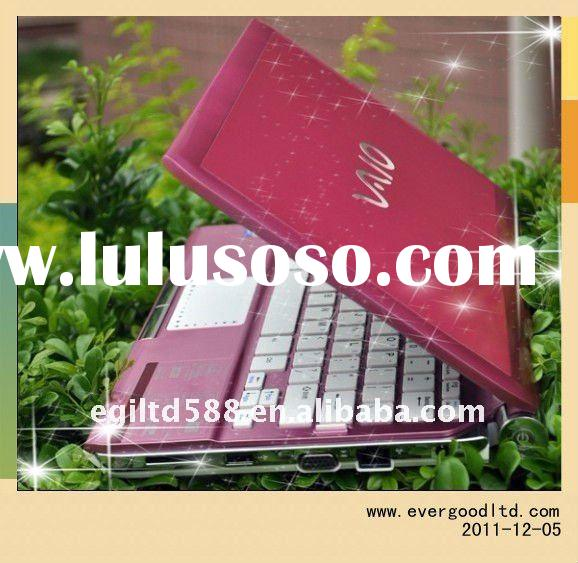 For Sony 12.1 inch Laptop wifi Windows XP or Windows 7 Notebook 1.3MP Camera