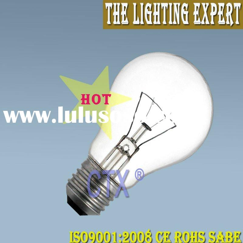 High Quality traditional bulb (incandescent bulb)