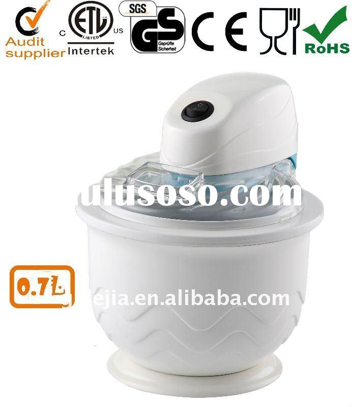 Home Ice Cream Maker 0.7L