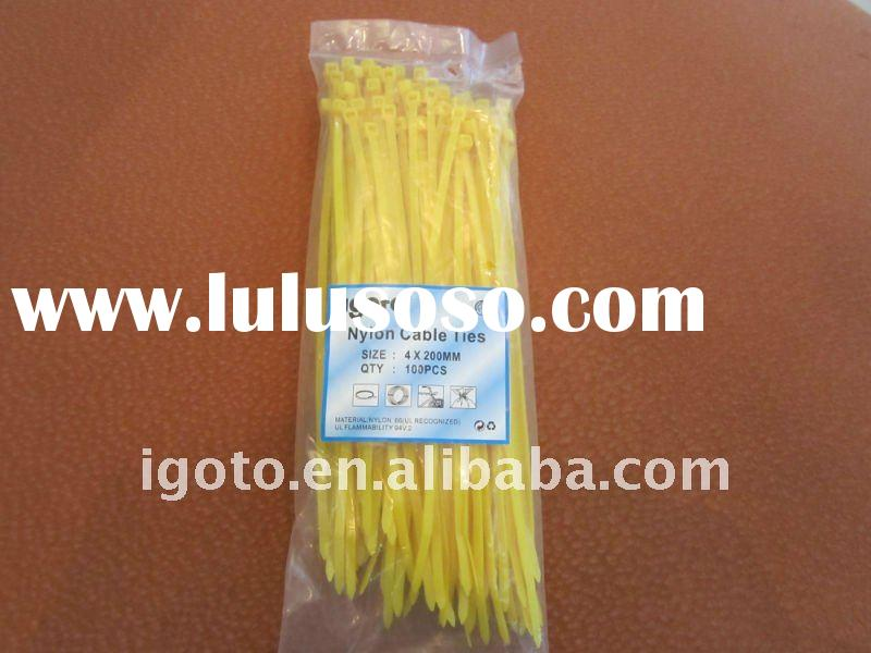 cable ties nylon(CE,SGS,ROHS)