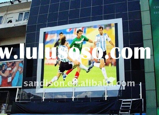 high definition latest technology products P10 to P50 Outdoor LED video Display Screen