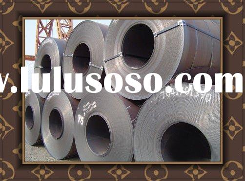 hot rolled steel coil (HRC)