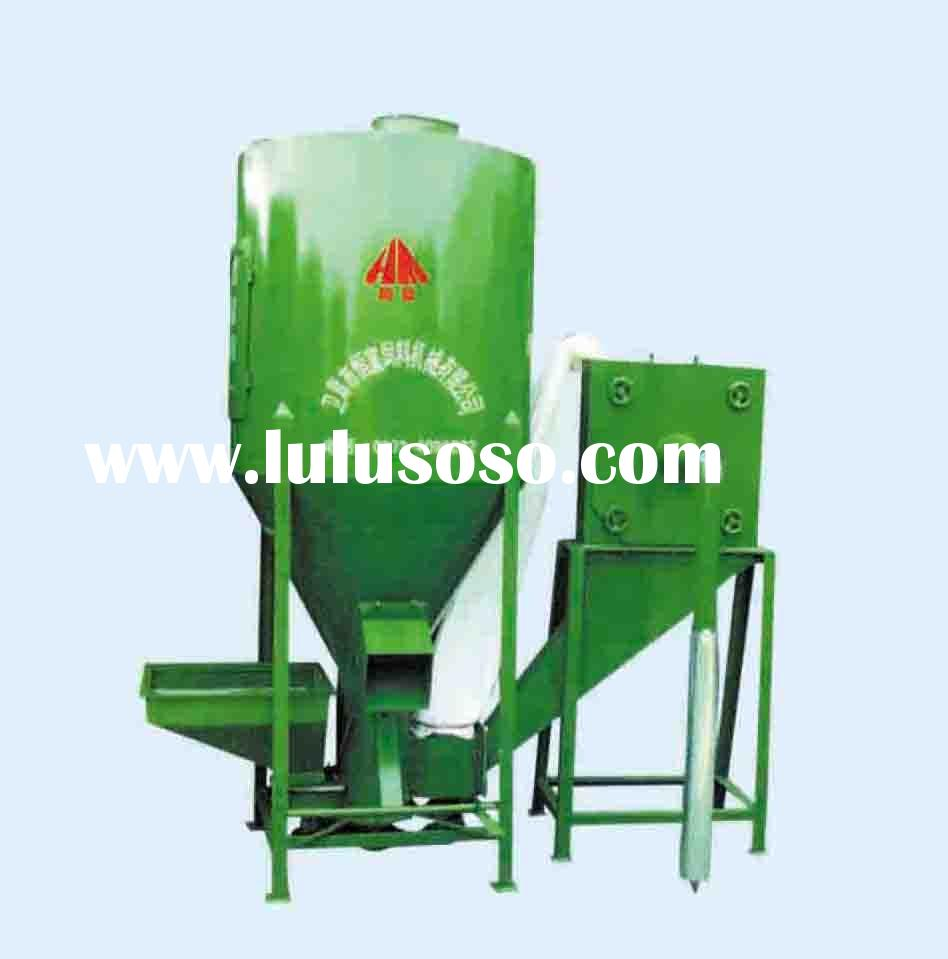 poultry animals feed processing machinery