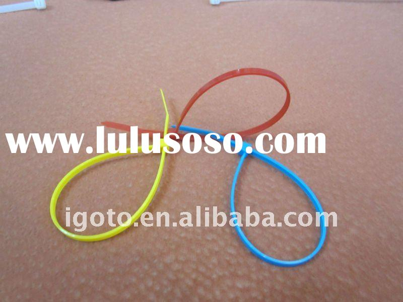 self locking ul nylon cable tie