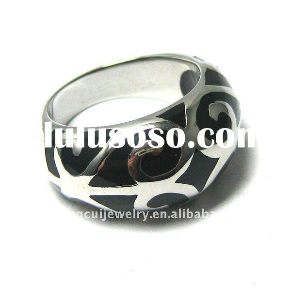 stainless steel jewelry 316l ring casting ring newest design finger ring