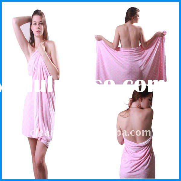 super soft and super absorption microfiber bath towel