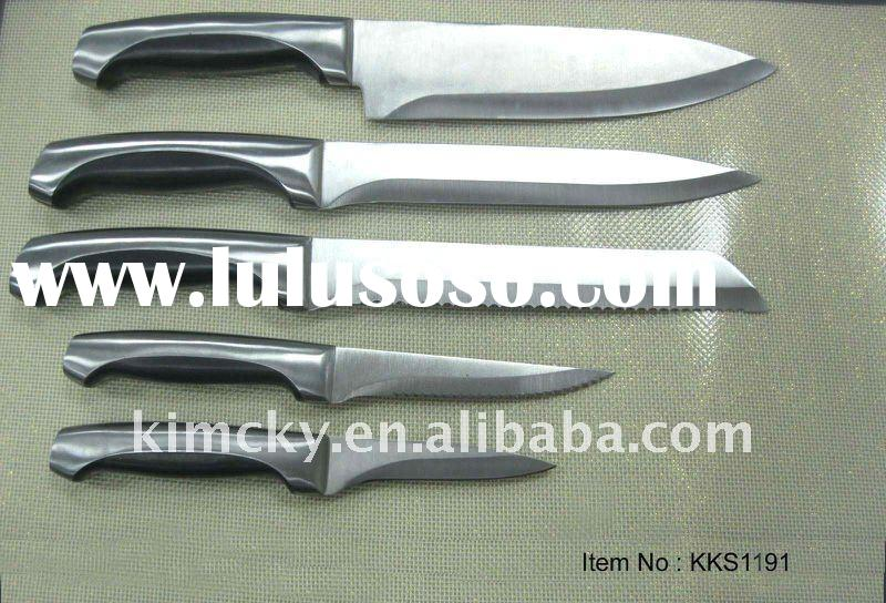 5 pcs Kitchen Knife Set