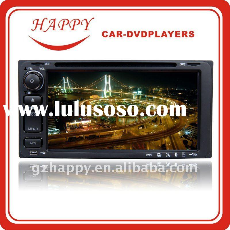 6.95 inch GPS car dvd player for TOYOTA