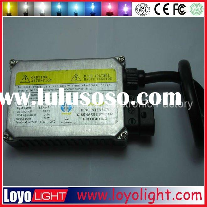 Auto HID Replacement HID Ballast 35W