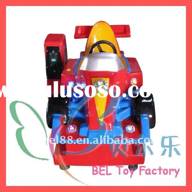 BEL-3119 Hot Selling! Ride On Car Kiddy Rider Coin Operated- Ferrari