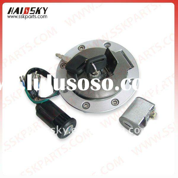 CG150 motorcycle lock for main switch(ignition switch,fuel tank lock,steering lock)