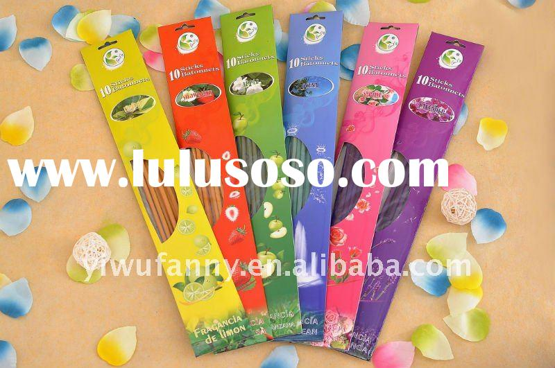 Hot sales effective indian handmade incense stick /aromatic incense sticks with five fragrance