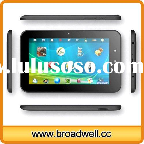 New 2012 Cheapest 7 inch Capacitive Android 2.3 Tablet PC