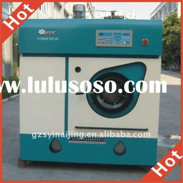 aotomatic oil dry cleaning machine