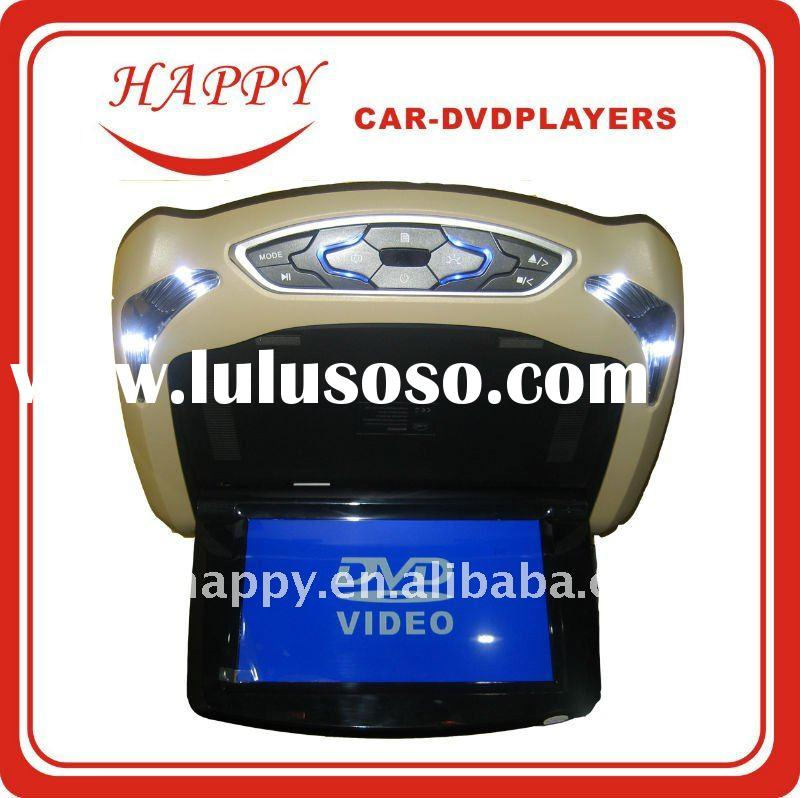 7 inch car roof mount dvd player