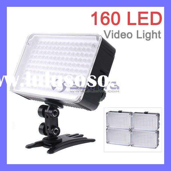 Aputure AL-160 LED Camera Video Light For Canon Nikon