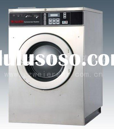 Automatic coin-operated washing machine