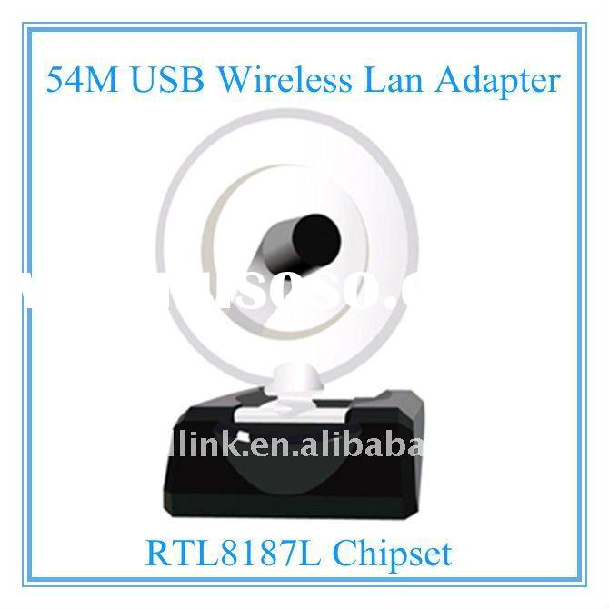 Factory Direct Sale---54M USB Wireless Lan Adapter