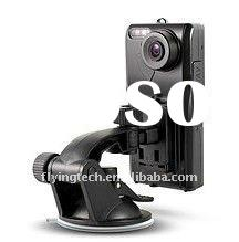 Full HD 1080P car camera gps black box with 2.4inch lcd and HDMI