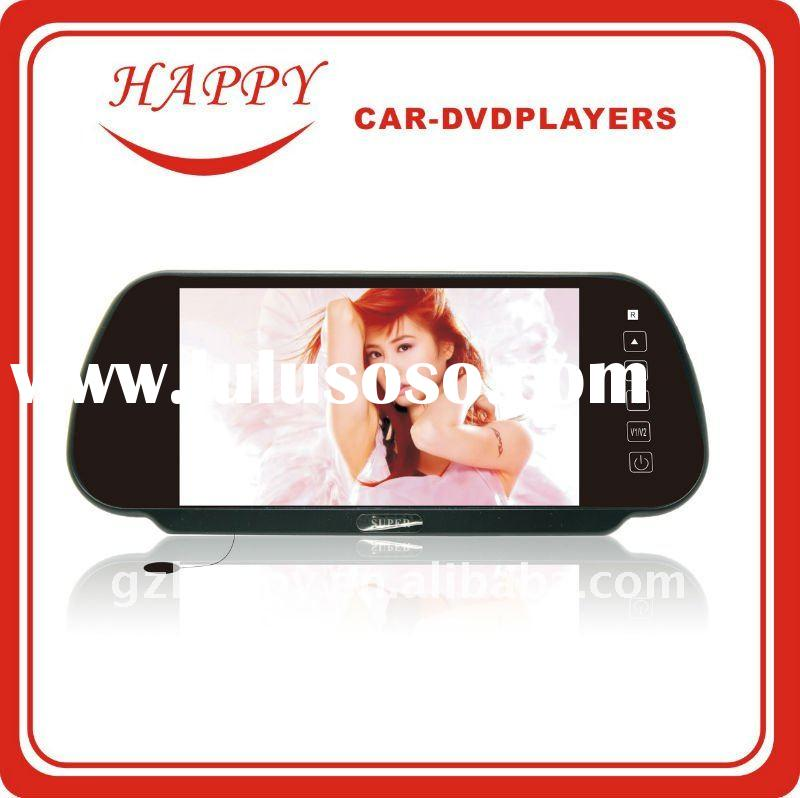 New 7 inch rear-view LCD car monitor