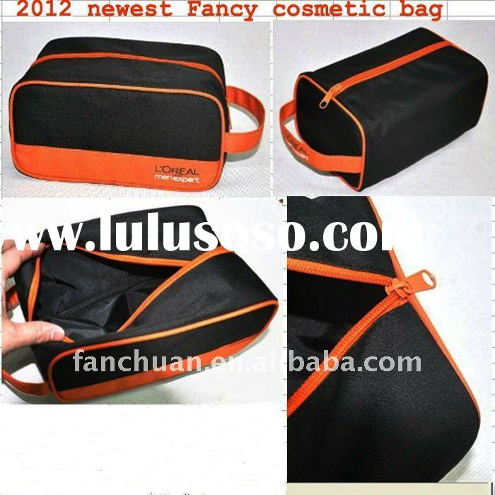 Newest 2012 fashion cosmetic bag