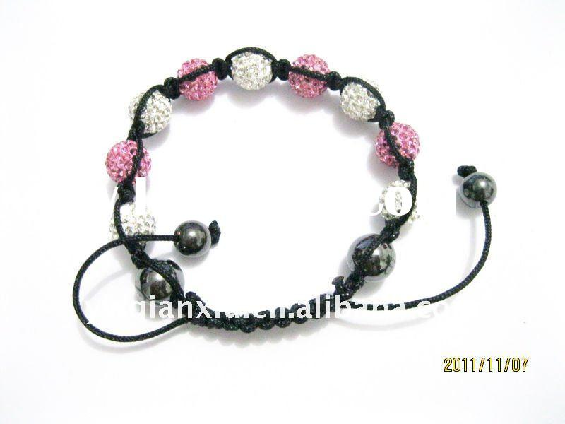 Promotion wholesale shamballa bracelet fashion jewelry